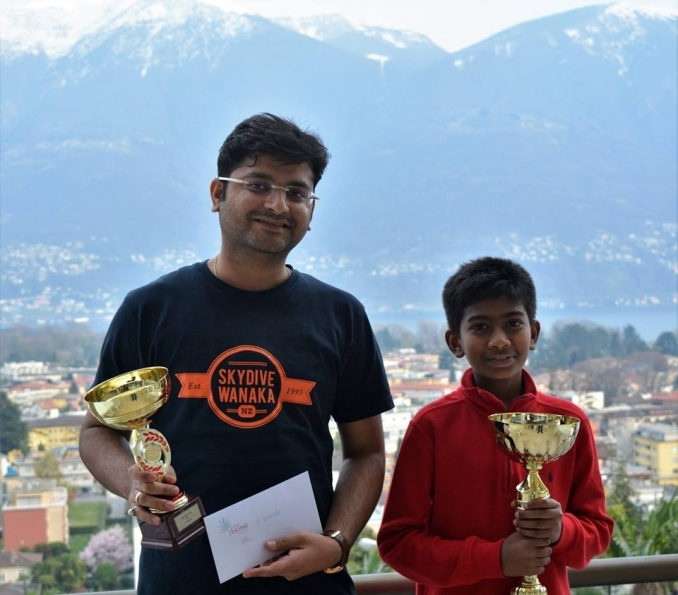 ASCONA OPEN 2018 - Swiss CHess Tour